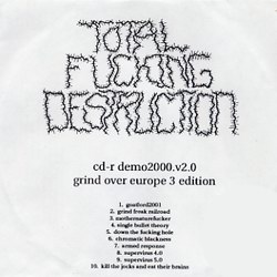 Total Fucking Destruction - Demo: Version 2.0