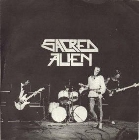 Sacred Alien - Spiritual Planet