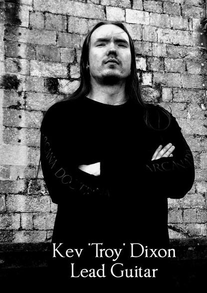 Kevin 'Troy' Dixon