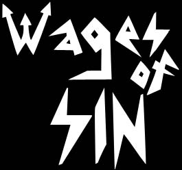 Wages of Sin - Logo
