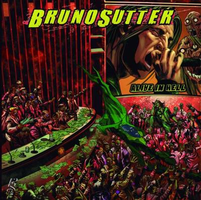Bruno Sutter - Alive in Hell