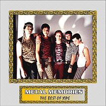 Xipe - Metal Memories
