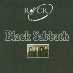 Black Sabbath - Rock Champions