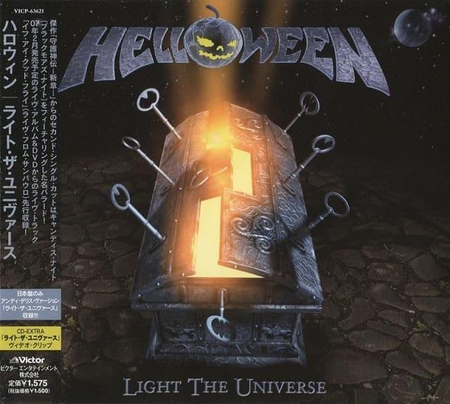 Helloween - Light the Universe