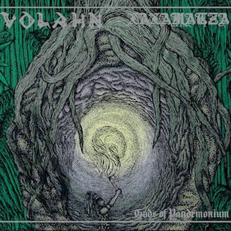 Volahn / Xaxamatza - Gods of Pandemonium