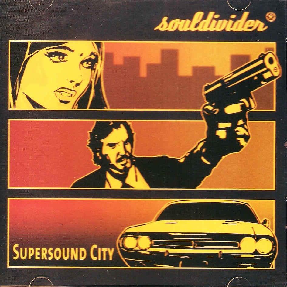 Souldivider - Supersound City