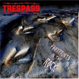 Trespass - Footprints in the Rock
