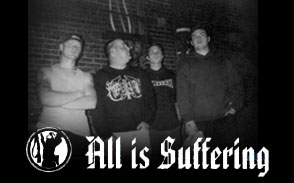 All Is Suffering - Photo