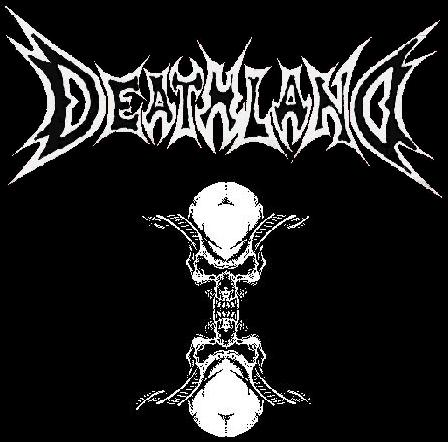 Deathland - Logo