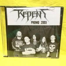 Repent - Promo 2003