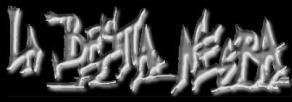 La Bestia Negra - Logo