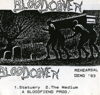 Blood Coven - Rehearsal Demo '93
