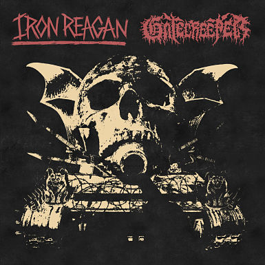 Iron Reagan / Gatecreeper - Iron Reagan / Gatecreeper