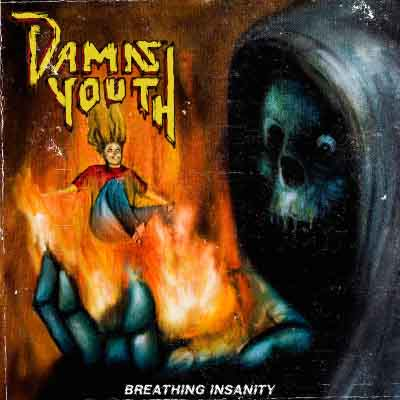 Damn Youth - Breathing Insanity