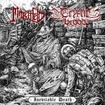 Cryptic Brood / Minenfeld - Inevitable Death