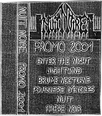 Nuit Noire - Promo 2001