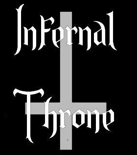 Infernal Throne - Logo
