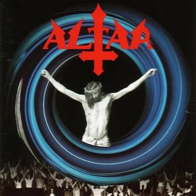 Altar - Youth Against Christ