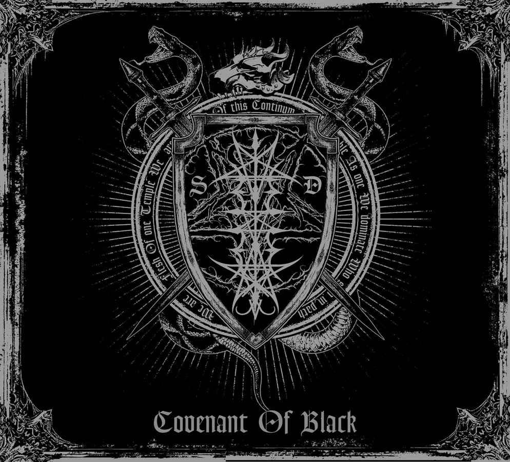Stark Denial - Covenant of Black
