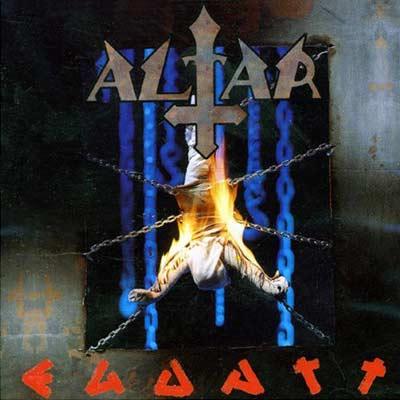Altar - Ego Art (1996)