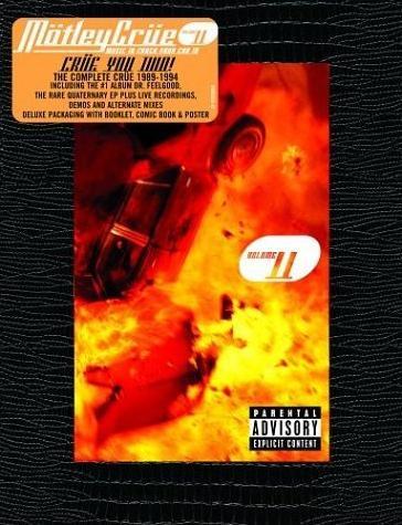 Mötley Crüe - Music to Crash Your Car To, Volume II