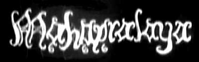 Mahapralaya - Logo