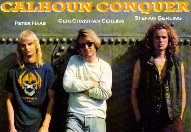 Calhoun Conquer - Photo