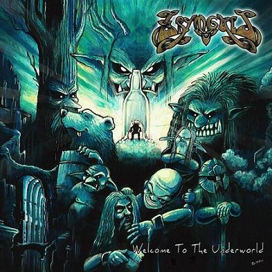 Zrymgöll - Welcome to the Underworld