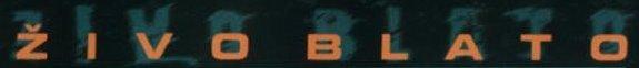 Živo blato - Logo