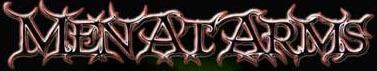 Men at Arms - Logo