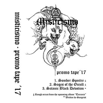 Misticismo - Promo Tape '17
