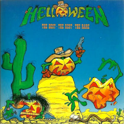 Helloween - The Best • The Rest • The Rare