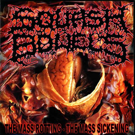 Squash Bowels - The Mass Rotting - The Mass Sickening