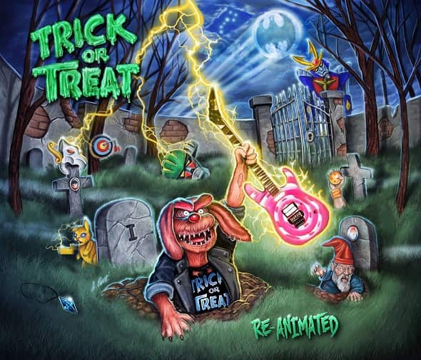 Trick or Treat - Re-Animated