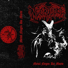 Necrobode - Metal Negro da Morte