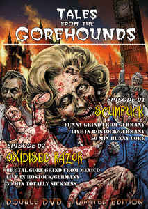 Oxidised Razor - Tales from the Gorehounds