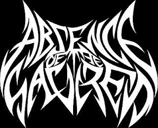 Absence of the Sacred - Logo