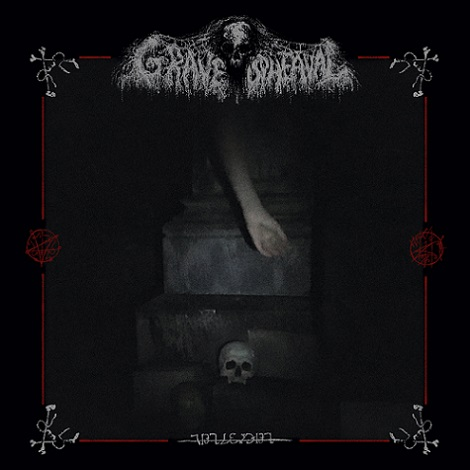 Grave Upheaval - Untitled