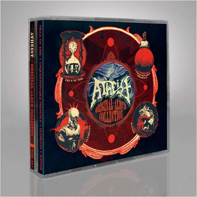 Atheist - Original Album Collection