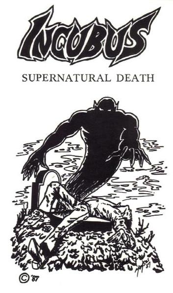 Incubus - Supernatural Death
