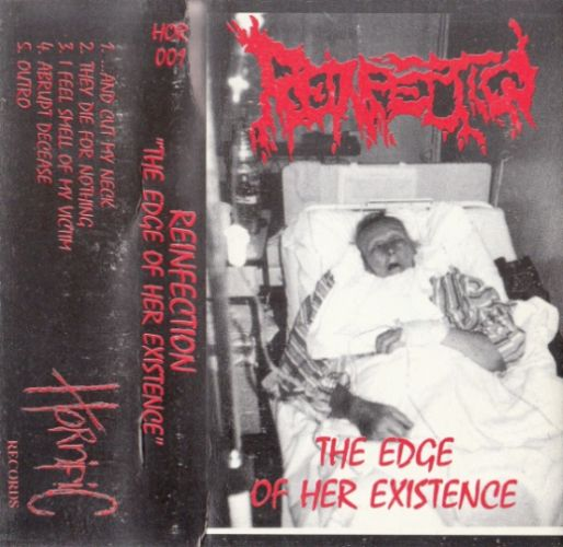 Reinfection - The Edge of Her Existence