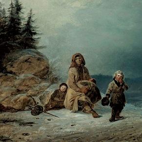 Hiidenhauta - 1695