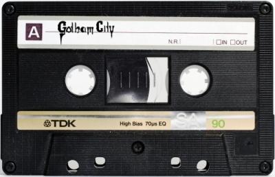 Gotham City - 1981 Demo