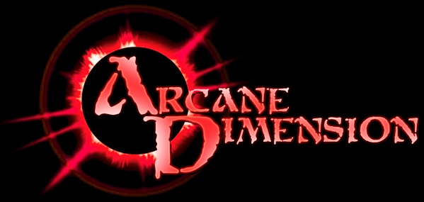 Arcane Dimension - Logo