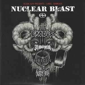 Origin / Exodus / Decrepit Birth / All Shall Perish - Label Showcase - Nuclear Blast