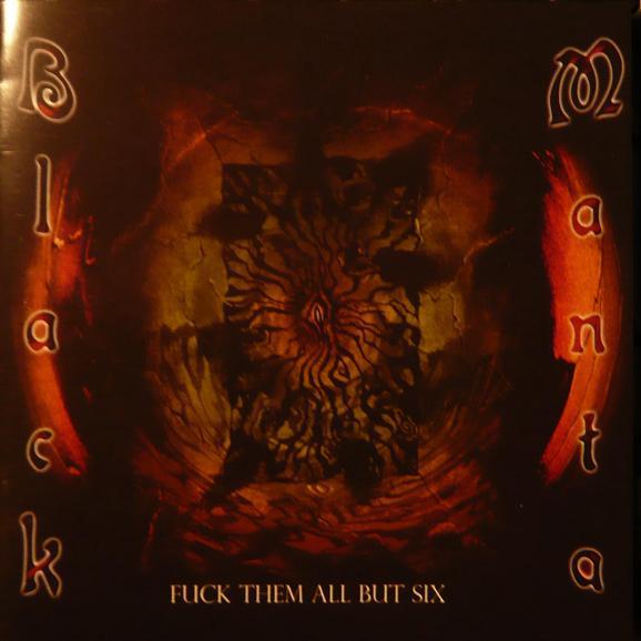 Black Manta - Fuck Them All but Six