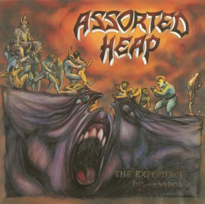 Assorted Heap - The Experience of Horror