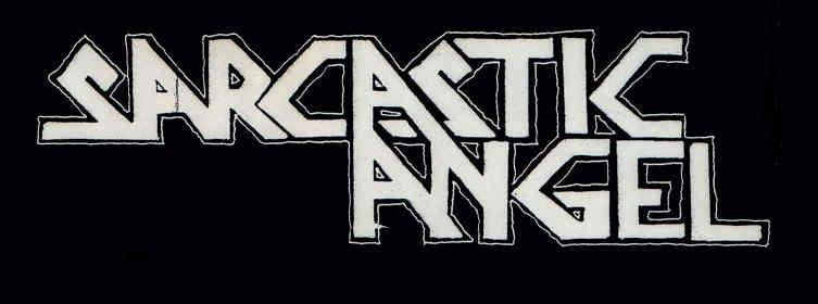 Sarcastic Angel - Logo