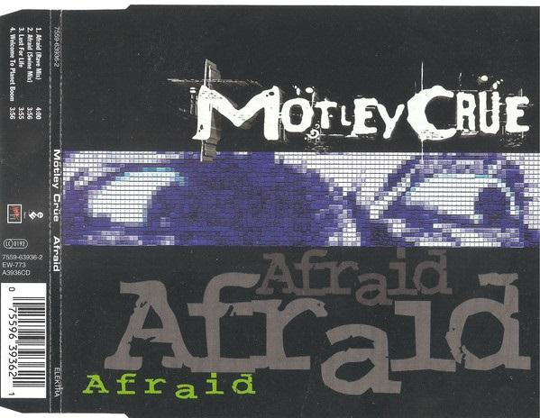Mötley Crüe - Afraid