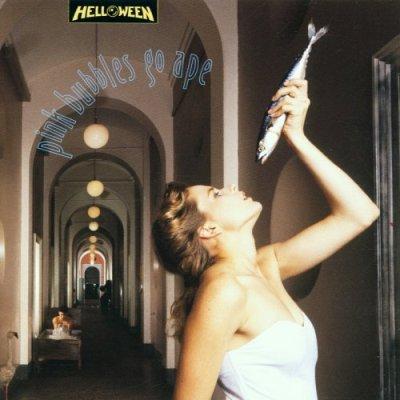 Helloween — Pink Bubbles Go Ape (1991)